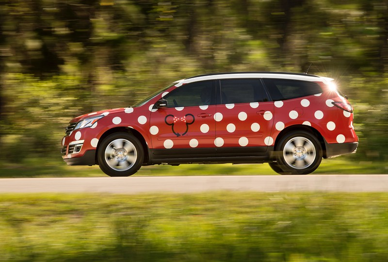 Minnie Van Service launches pilot program at WDW via LYFT