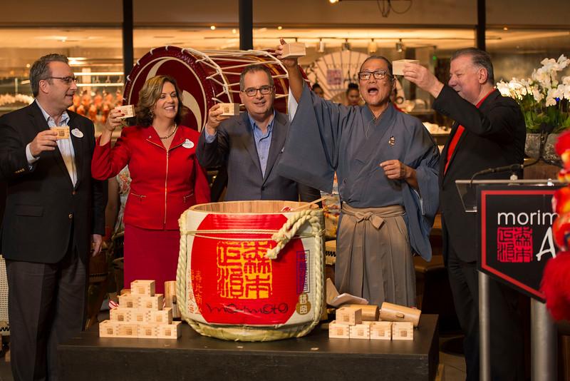 Morimoto Asia Opens at Disney Springs