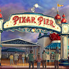 "PIXAR PIER MARQUEE AT DISNEY CALIFORNIA ADVENTURE (ANAHEIM, Calif.) – When Pixar Pier opens on June 23 at Disney California Adventure park, guests will enter the permanent new land through a dazzling new Pixar Pier marquee. This reimagined land will feature four whimsical neighborhoods representing beloved Pixar stories with newly themed attractions, foods and merchandise. The Pixar Pier marquee will be topped with the iconic Pixar lamp later in the year. (Disney•Pixar/Disneyland Resort)<br /> <br /> When Pixar Pier opens June 23 at Disney California Adventure park, guests will discover a new hot spot at the Lamplight Lounge. This seaside lounge will be an elegant yet fun gathering place for the whole family, located at the entrance of Pixar Pier. And I am excited to answer the question on everyone's mind: It will serve the guest-favorite Lobster Nachos!<br /> <br /> Lamplight Lounge will serve California casual gastro-pub cuisine that is playfully presented along with unique signature cocktails. This seaside lounge contains a full bar with picturesque waterfront views from both upstairs and downstairs. At night, outdoor seating provides views of the illuminated Pixar Pier and ""World of Color.""<br /> <br /> Renovated from an old warehouse factory, the location has kept many features of the original two-story building. The steel structural elements as well as concrete and brick walls were exposed and repaired to tell the story of its past. The original wood boards from the factory were refinished and given new life as ceiling panels and floors. The furniture style echoes a relaxed feel and the end result is an open, airy and bright place that is organic yet sophisticated.<br /> <br /> Lamplight Lounge celebrates the creativity, inspirations and personalities of the artists and storytellers who have brought Pixar stories to life. Guests will discover the artistic marks that the Pixar ""regulars"" have left throughout the lounge: concept art, a quick sketch on a napkin, knick-knacks and collectable toys of beloved Pixar characters will adorn the space.<br /> <br /> Come discover the treasured keepsakes and tastes of Lamplight Lounge when it opens along with Pixar Pier on June 23. Guests wishing to visit the Cove Bar one more time are welcome to stop by as it reopens briefly beginning March 16 before closing again at the end of May for its permanent transformation."