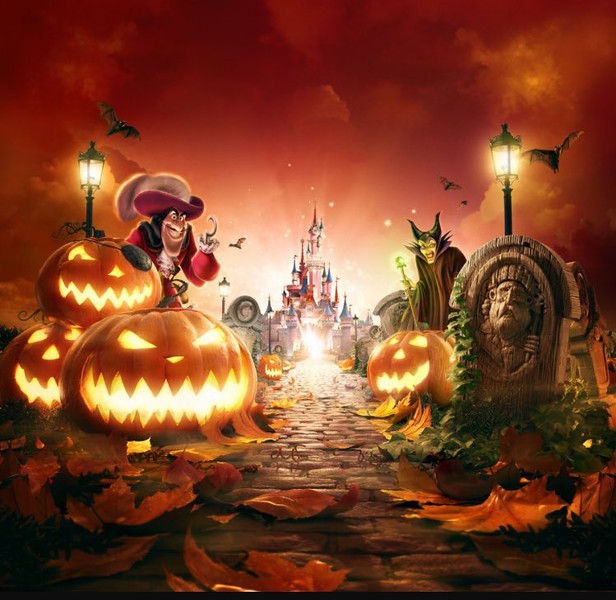 Goofy's Skeleton Street Party coming to Disneyland Paris
