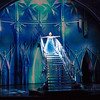 ELSA IN 'FROZEN – LIVE AT THE HYPERION' -- A new theatrical interpretation for the stage based on Disney's animated blockbuster film, Frozen is now playing at the Hyperion Theater at Disney California Adventure Park. The show immerses audiences in the emotional journey of Anna and Elsa with all of the excitement of live theater, including elaborate costumes and sets, stunning special effects and show-stopping production numbers. (Scott Brinegar/Disneyland Resort)