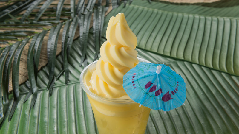 DOLE WHIP now on Mobile Order along with 7 other new locations at Disneyland