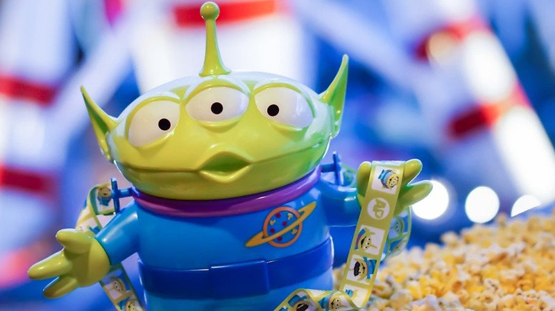 AP-exclusive perks for Pixar Fest include new popcorn buckets, keepsakes, and more