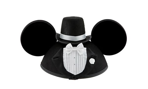 Mickey Groom ear hat