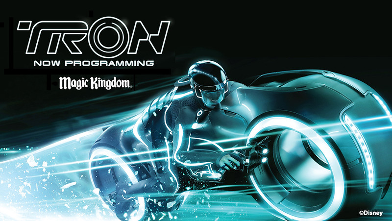 Disney confirms TRON is 'Now Programming' at Magic Kingdom, timing details