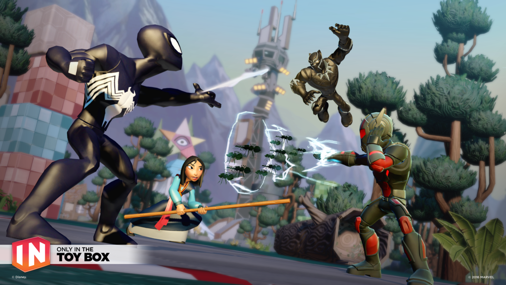 DISNEY INFINITY to discontinue new releases after FINDING DORY