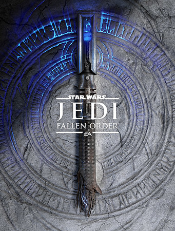JEDI: FALLEN ORDER unleashes teaser image, details to follow at Star Wars Celebration