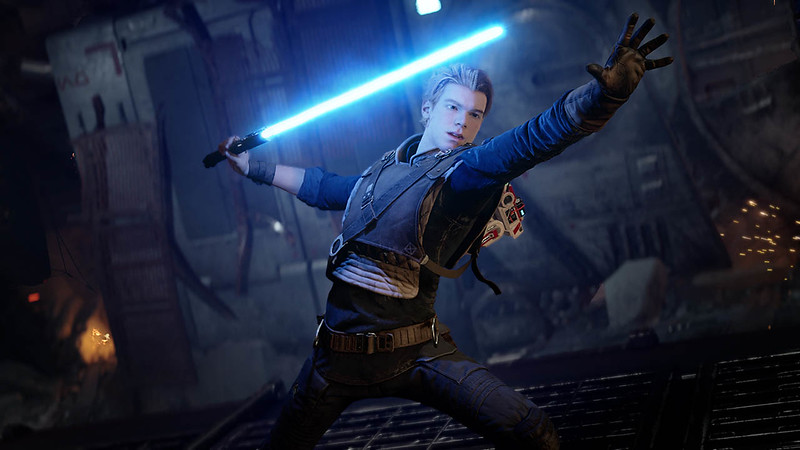 WATCH: Unedited gameplay footage and details revealed for upcoming STAR WARS JEDI: FALLEN ORDER