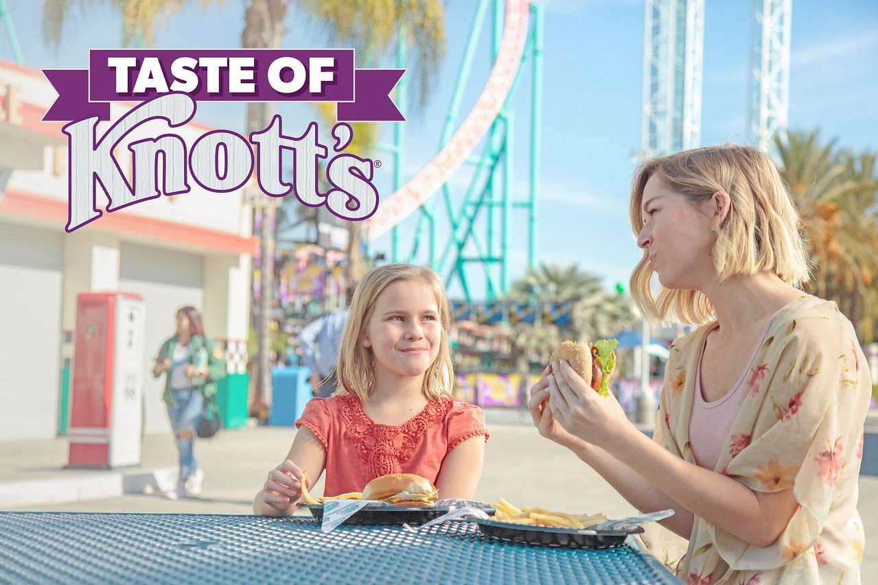 taste of knotts