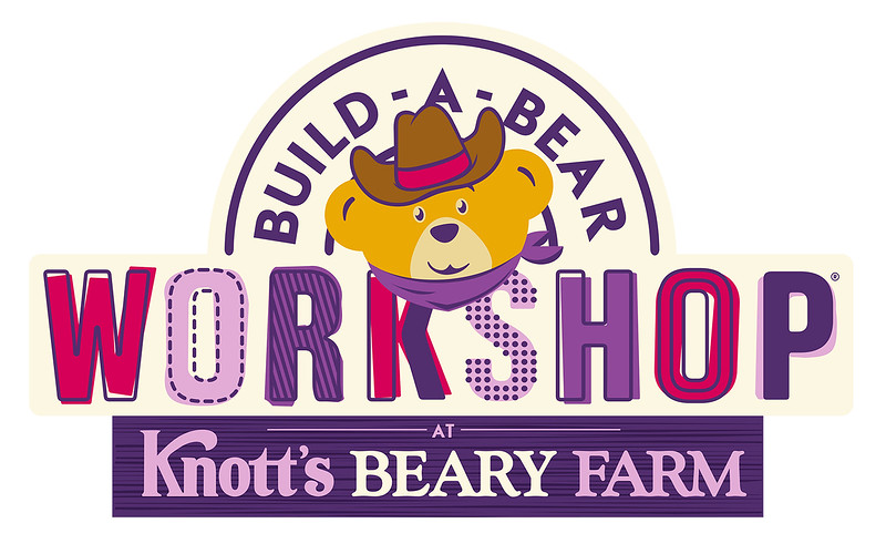 Knott's Berry Farm is getting a Build-A-Bear Workshop this month!