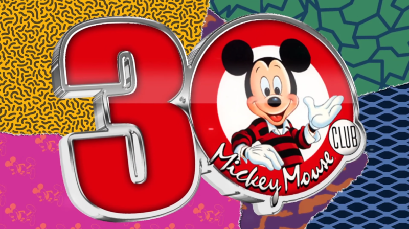 Mickey Mouse Club 30th anniversary reunion events taking place in Florida, WDW