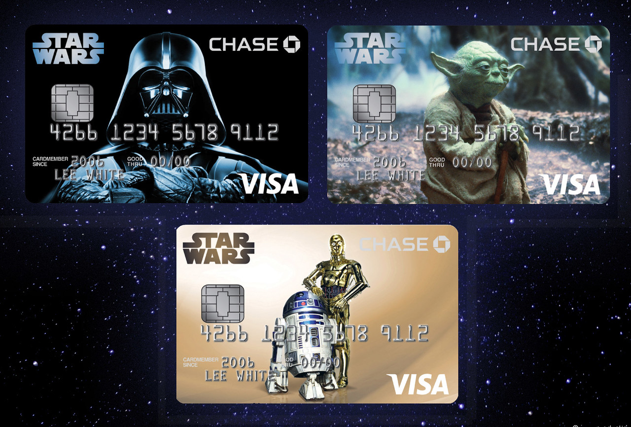 Darth Vader exclusive meet and greet opportunity for Disney Visa Credit Card-holders