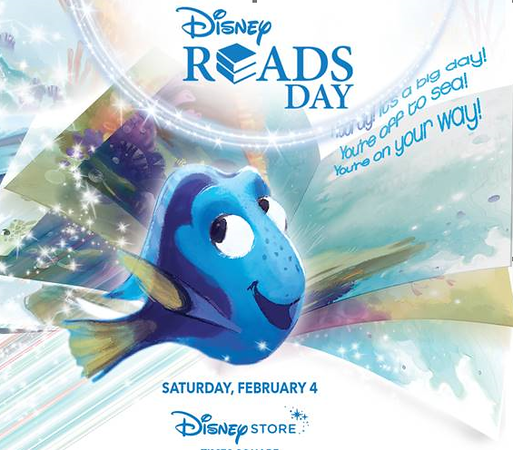 Up to 1MM books to be donated with your help on DISNEY READS DAY #MagicOfStorytelling