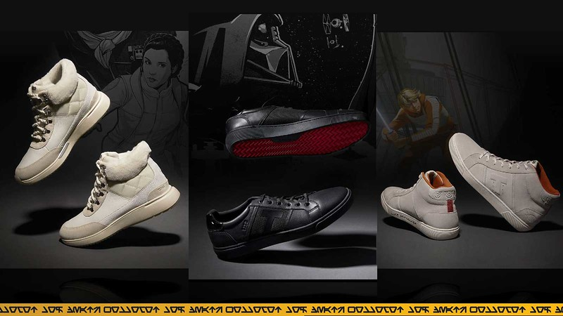 Second wave of #StarWarsxTOMS collaboration brings even more style from a galaxy far, far away