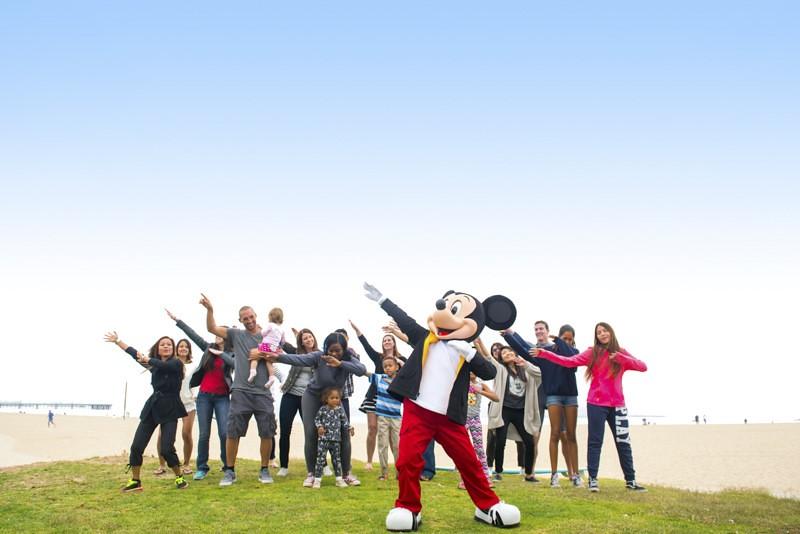#HappyBirthdayMickey will be celebrated at Disneyland, Disney World plus world tour