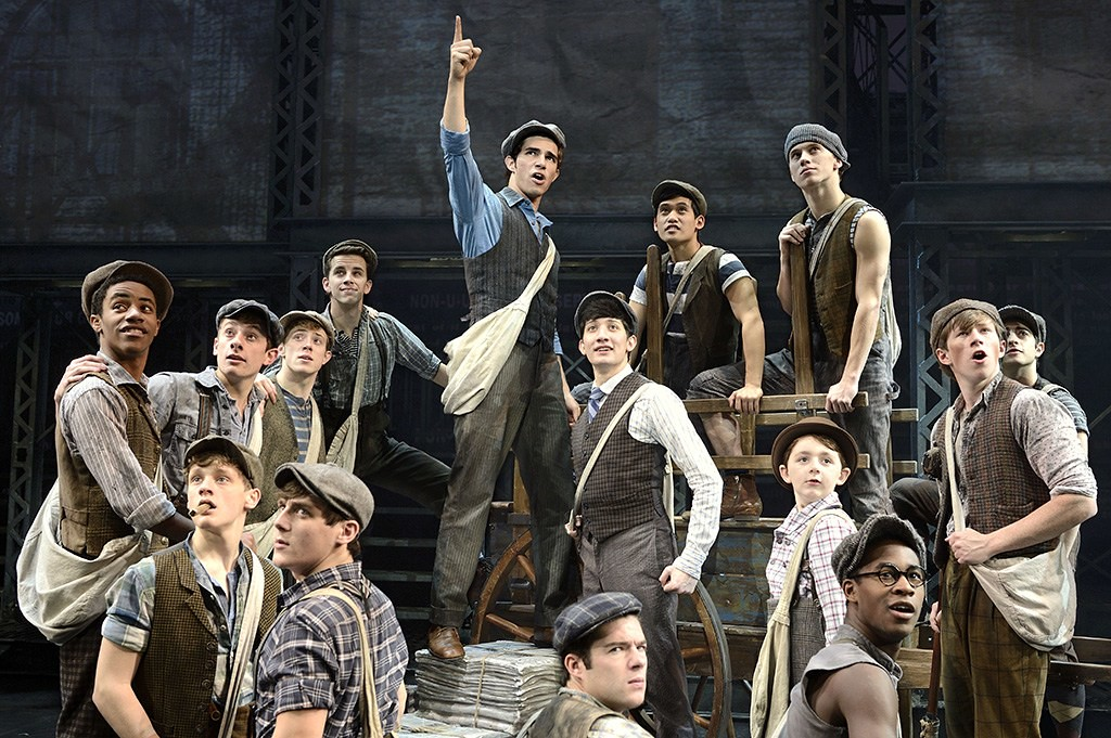 NEWSIES electrifies the OC with triumphant debut at Segerstrom Center for the Arts