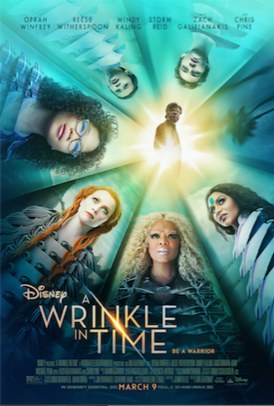 New stills and trailer for Disney A WRINKLE IN TIME