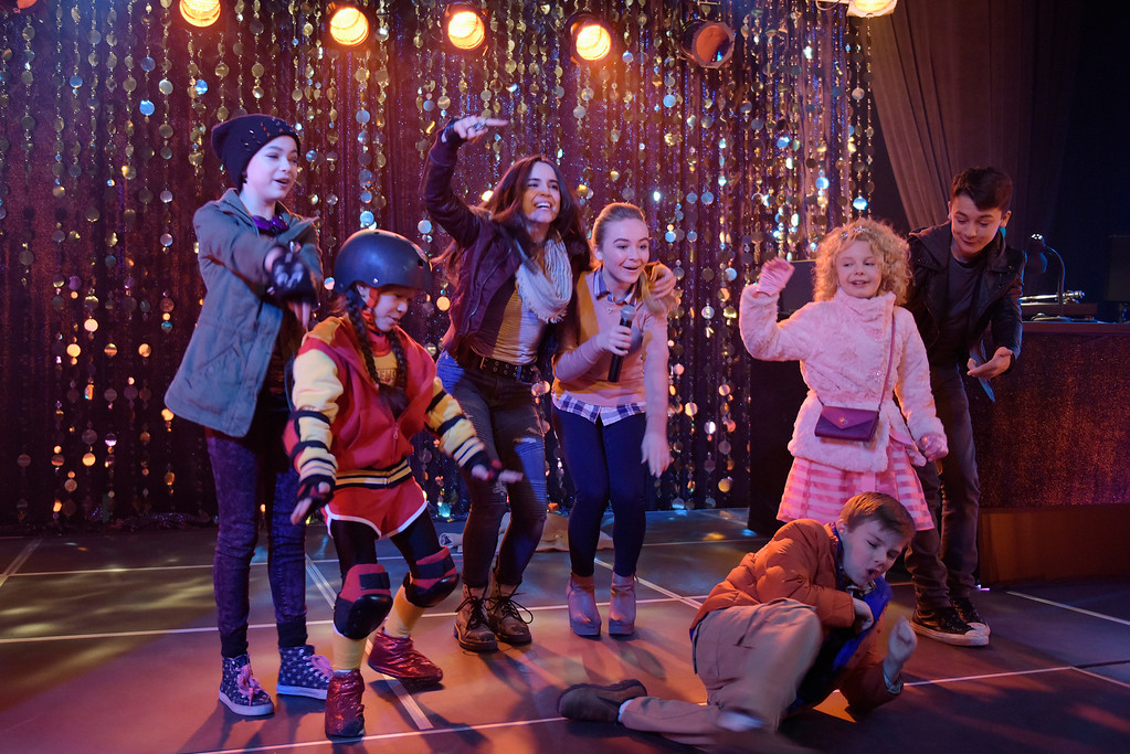 Disney Channel's 100th original movie ADVENTURES IN BABYSITTING coming to DVD