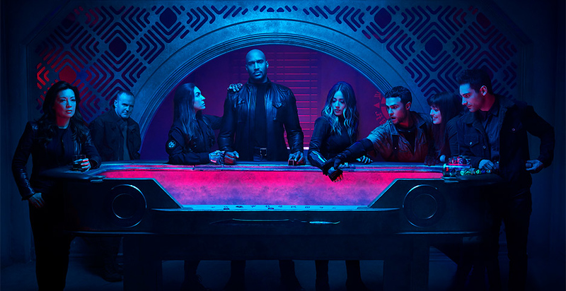Marvel confirms cancellation of Agents of S.H.I.E.L.D.