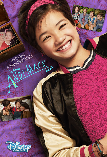 ANDI MACK season two ordered for Disney Channel