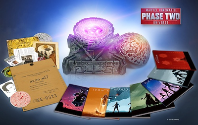 Marvel fans dream: 13 disc Marvel Cinematic Universe: Phase Two Collector's Edition coming to Amazon