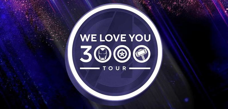 WE LOVE YOU 3000 TOUR coming to #D23Expo, #SDCC, and cities nationwide