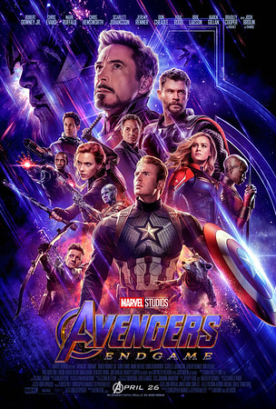 AVENGERS: ENDGAME unleashes first official trailer, new poster