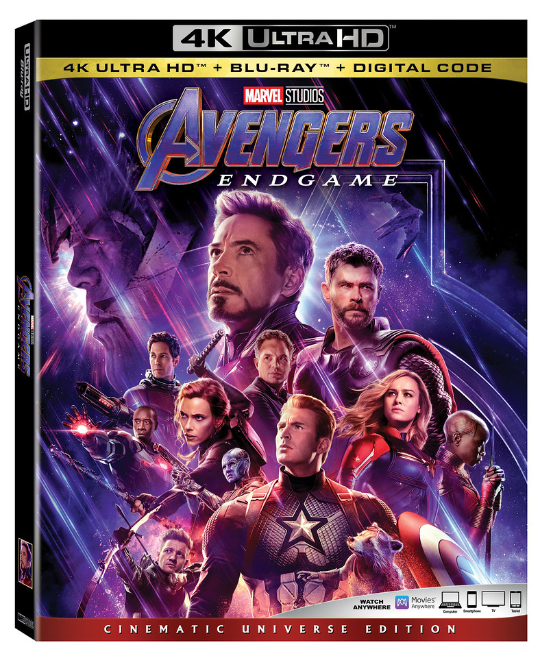AVENGERS: ENDGAME coming home with explosive extras, additional footage