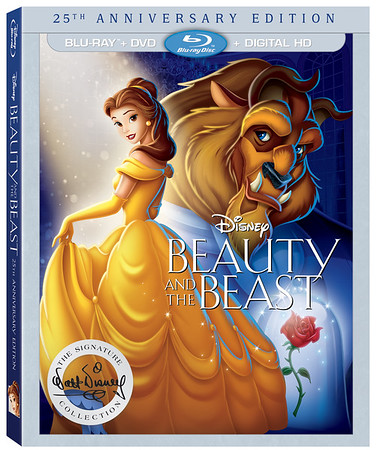 Sacre-Blu! BEAUTY AND THE BEAST Signature Collection Edition offers new looks into Disney classic
