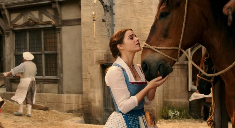 "WATCH: Sneak peek of ""Belle"" from BEAUTY AND THE BEAST"
