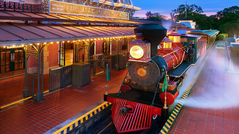 behind the attraction disney plus 10 trains trams monorails (1)