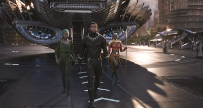 The king of Wakanda returns in new BLACK PANTHER Trailer