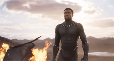 WATCH: BLACK PANTHER behind-the-scenes looks