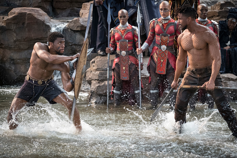 FREE — yes, free! BLACK PANTHER screenings at AMC Theaters in celebration of Black History Month