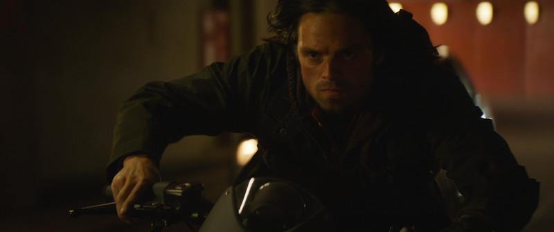 Marvel's Captain America: Civil War<br /> <br /> Winter Soldier/Bucky Barnes (Sebastian Stan)<br /> <br /> Photo Credit: Film Frame<br /> <br /> © Marvel 2016