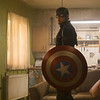 Marvel's Captain America: Civil War<br /> <br /> Captain America/Steve Rogers (Chris Evans)<br /> <br /> Photo Credit: Zade Rosenthal<br /> <br /> © Marvel 2016