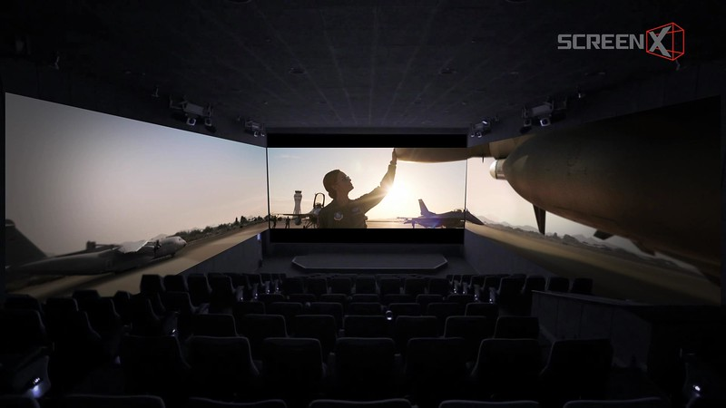 Fad or Future? ScreenX tech brings 270-degree immersion to CAPTAIN MARVEL and more