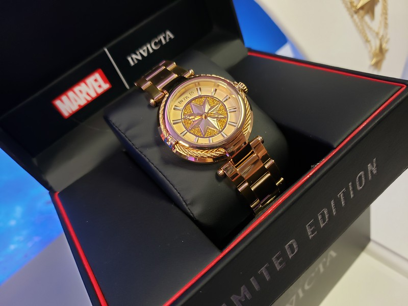 PHOTOS: A look at some of the really awesome merch out for CAPTAIN MARVEL
