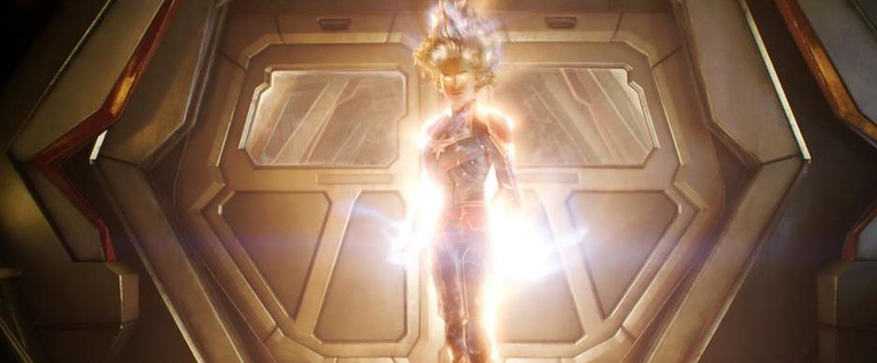 REVIEW: CAPTAIN MARVEL soars; she has nothing to prove