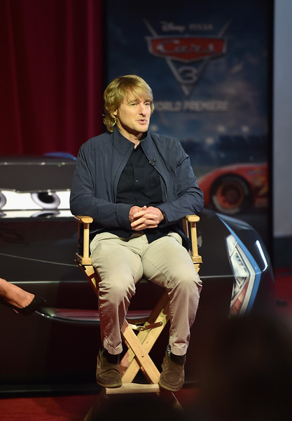 """Cars 3"" Press Conference"