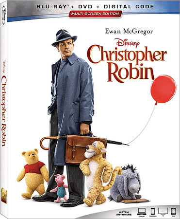 CHRISTOPHER ROBIN comes home to play starting November 6