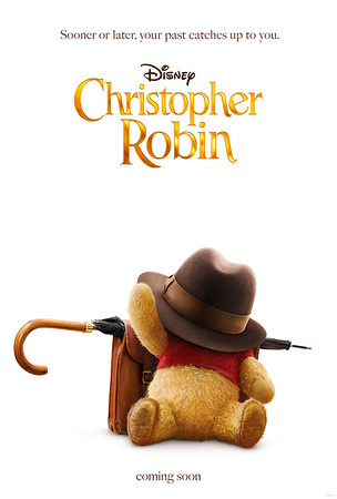 Adorable poster teases trailer launch for CHRISTOPHER ROBIN