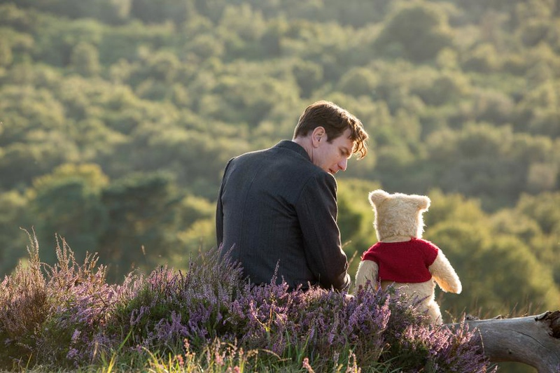 WATCH: Ewan McGregor sits down with Pooh and crew to talk CHRISTOPHER ROBIN
