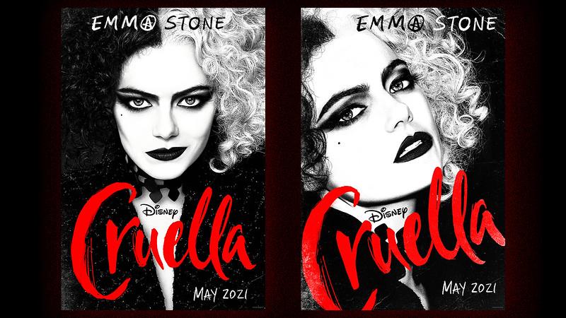 cruella posters