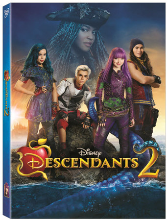REVIEW: 'Disney Descendants 2' on DVD brings charm physically and literally