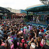 Disney Channel Descendants event at Disneyland and Downtown Disney in Anaheim.<br /> <br />  (Disney Channel/Matt Petit)<br /> DOVE CAMERON, MALEFICENT, SOFIA CARSON, EVIL QUEEN, CAMERON BOYCE, CRUELLA DE VIL, BOOBOO STEWART, JAFAR