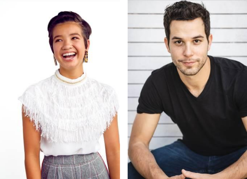 ANDI MACK star to lead contemporary princess film for Disney+, SECRET SOCIETY OF SECOND BORN ROYALS