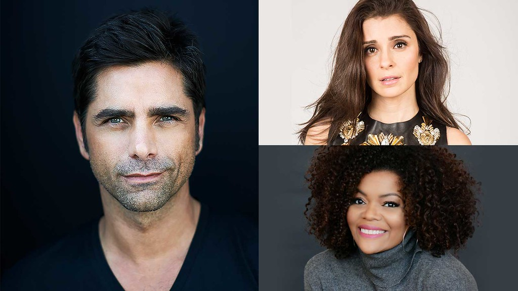 John Stamos, Yvette Nicole Brown, Shiri Appleby to star in dramedy series BIG SHOT on #DisneyPlus