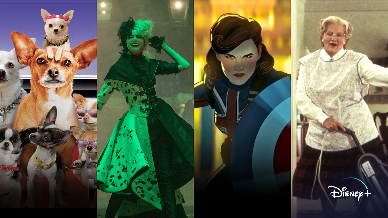 WHAT'S NEW (August 2021) – More movies, series, seasons, and original programming coming to #DisneyPlus