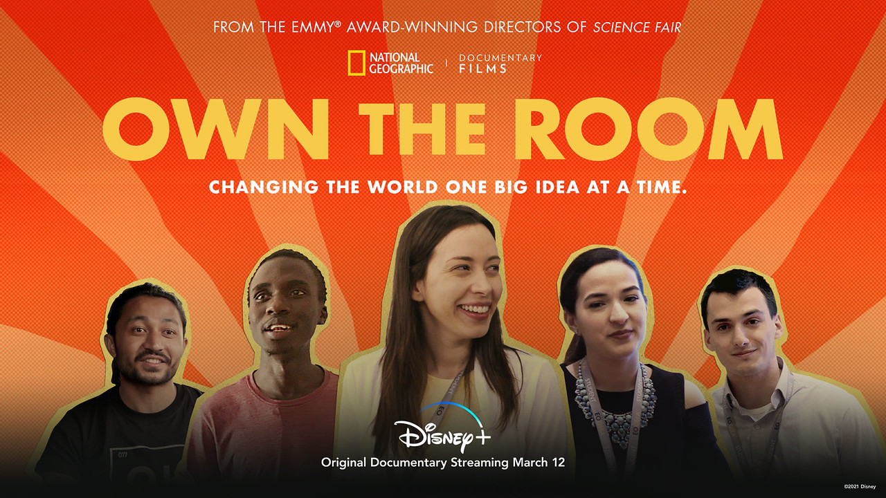 own the room disney plus national geographic
